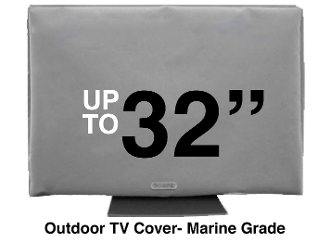 TV COVERS-BEST QUALITY ALL WEATHER LCD FLATSCREEN TELEVISION COVERS great reviews WARRANTY Water Resistant FREE SHIPPING