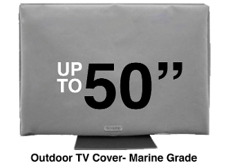 TV COVER Outdoor LCD flatscreen TV Cover GREAT REVIEWS Marine Grade WATER RESISTANT free shipping ALL WEATHER PROTECTION